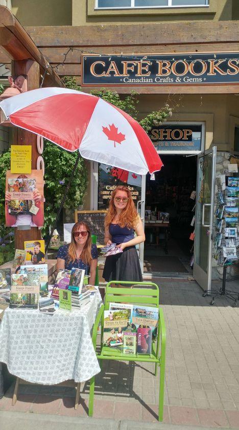 Nikki cafe books 19955977_10154517501512046_4573667834879773098_o