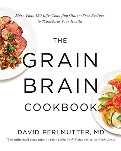 grain brain cookbook cover