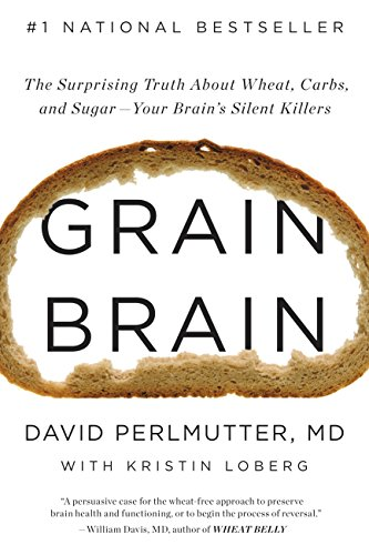grain brain cover